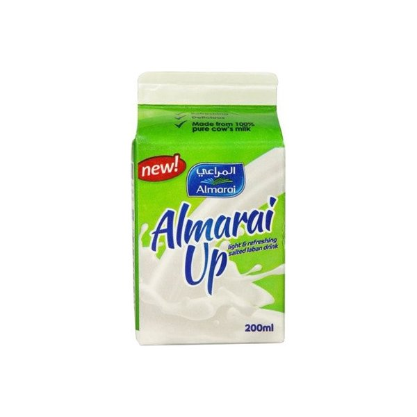 Almarai Full Fat Fresh Laban With Added Vitamins 180 Ml