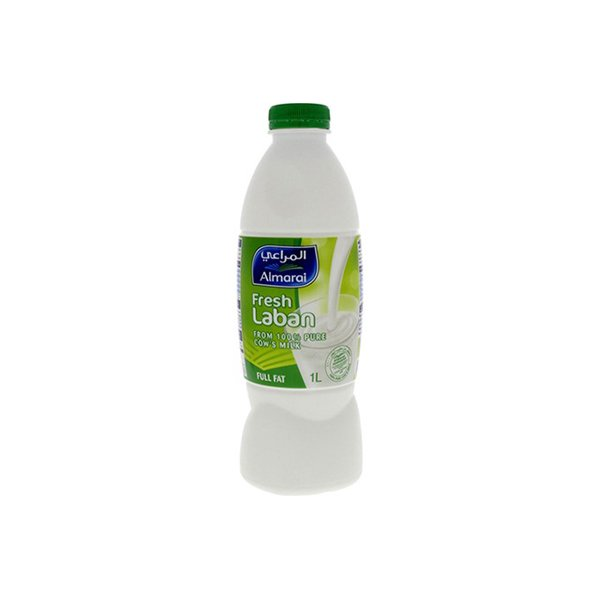 Almarai Laban Full Fat 1l