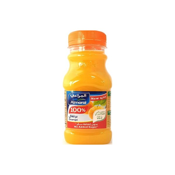 Almarai Orange Juice 200ml