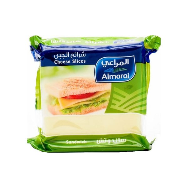 Almarai Slice Cheese Sandwich 200g