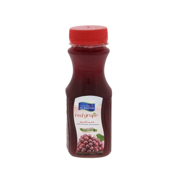 Alrawabi Red Grape 200ml