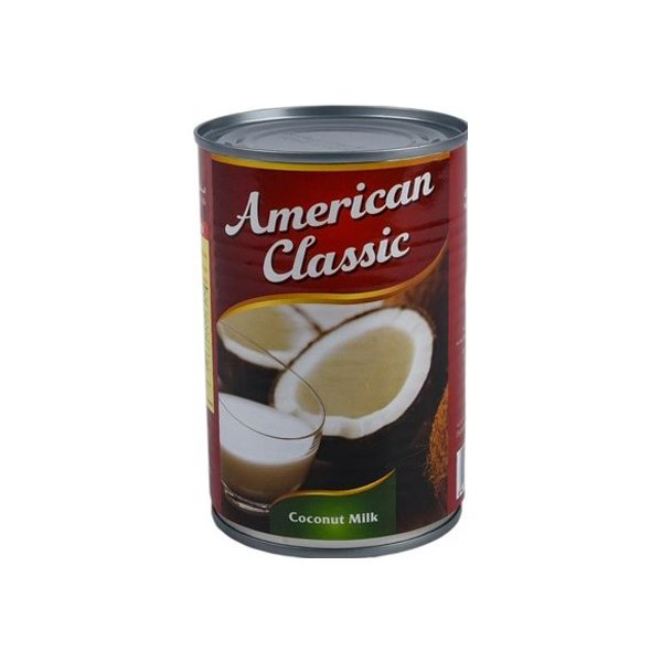 American Classic Coconut Milk Tin 400gm