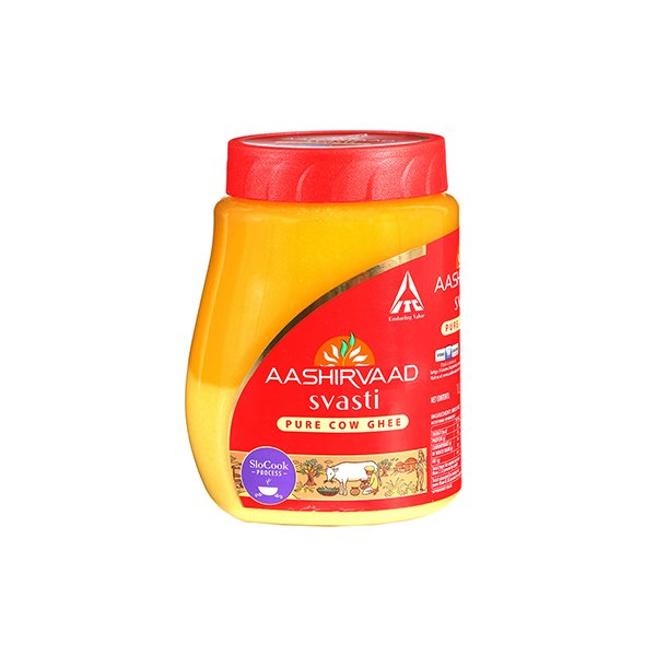 Ashirvaad Svasti Pure Cow Ghee 500ml