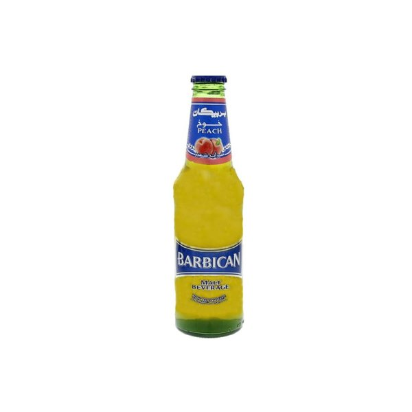 Barbican Malt Beverage Peach Flavor 330ml