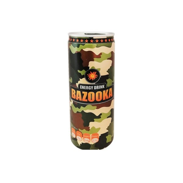 Bazooka Energy Drink 250 Ml