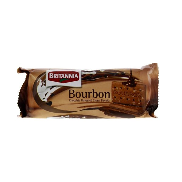 Britannia Cream Treat Bour Bon 100g