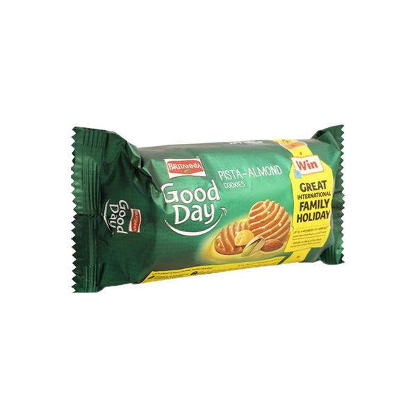Britannia Good Day Pista Badam Cookies 81g