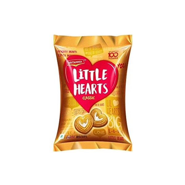 Britannia Little Hearts Classic 5g