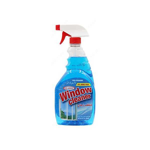 Classic Window Cleaner. Spray Lemon 946 Ml