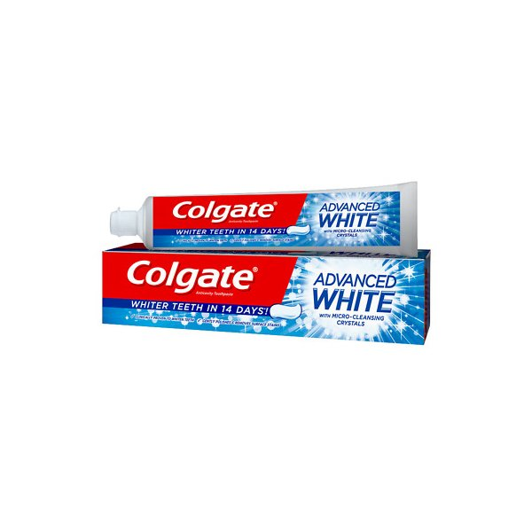 Colgate A/white 100ml
