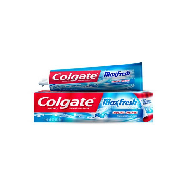 Colgate Max Cooling Crystals100ml