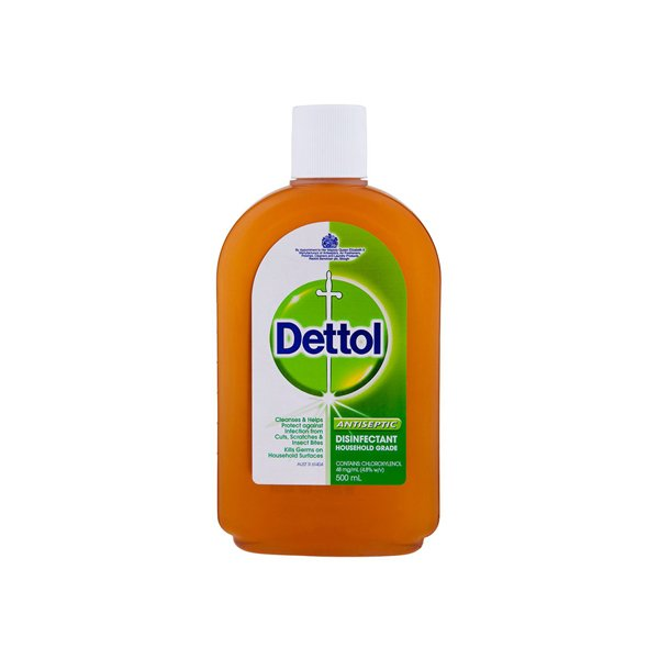 Dettol Antiseptic Disinfectant Liquid - 125 Ml