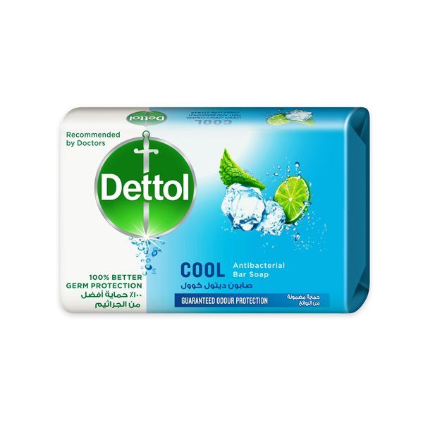 Dettol Hand Cool Soap 125g