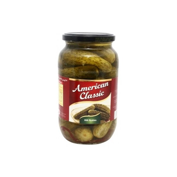 Dill Pickles American Classic 946ml