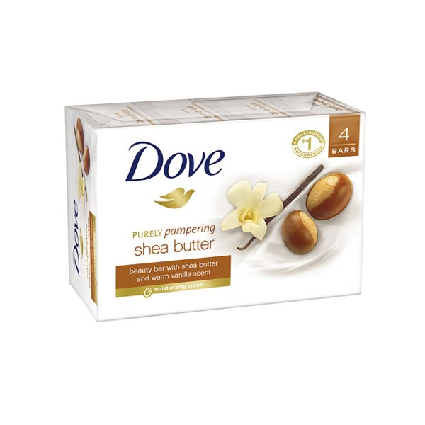 Dove Shea Butter Soap 100g