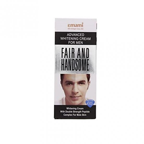 Emami Fair And Handsome Advanced Whitening Cream For Men 25ml