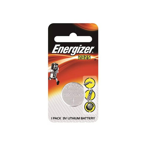 Energizer Lithium Battery Cr2025 3v