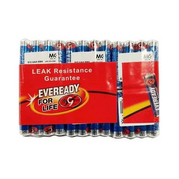 Eveready Battery 24pcs Aaa