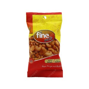 Fine Smoked Almond Pouch 20g