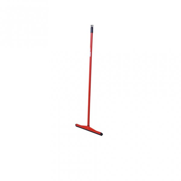 FLOOR WIPER WITH 45cm WOODEN HANDLE