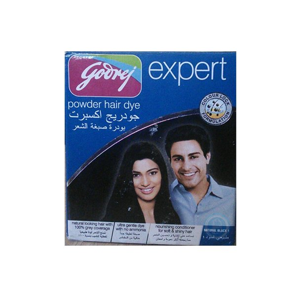 Godrej Black Hair Dye 9g