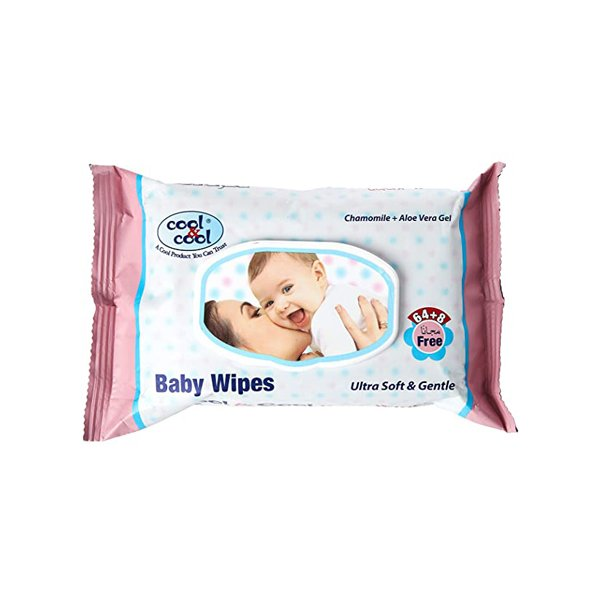 Good Baby Wipes 25pcs