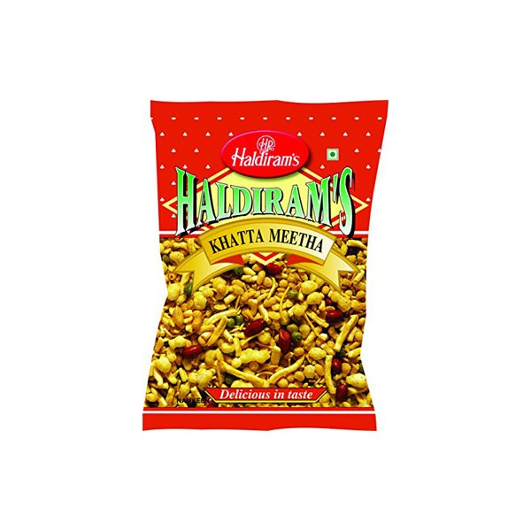 Haldiram's Khatta Meetha Snacks 200 Gm