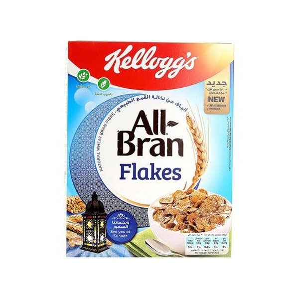 Kellogg's All Bran Flakes 375g