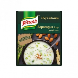 Knorr Packet Soup White & Green Asparagus 40g
