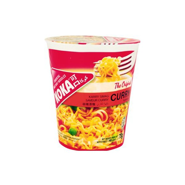Koka Curry Noodles 70g