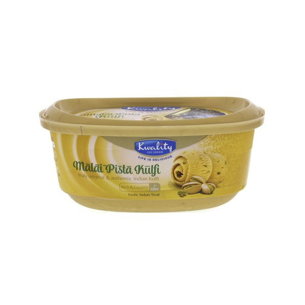 Kwality Ice Cream Pista 1ltr
