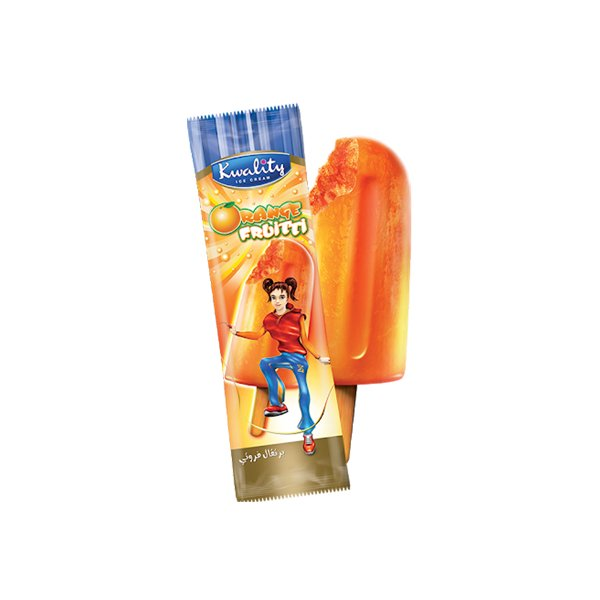 Kwality Orange Fruitti 65ml