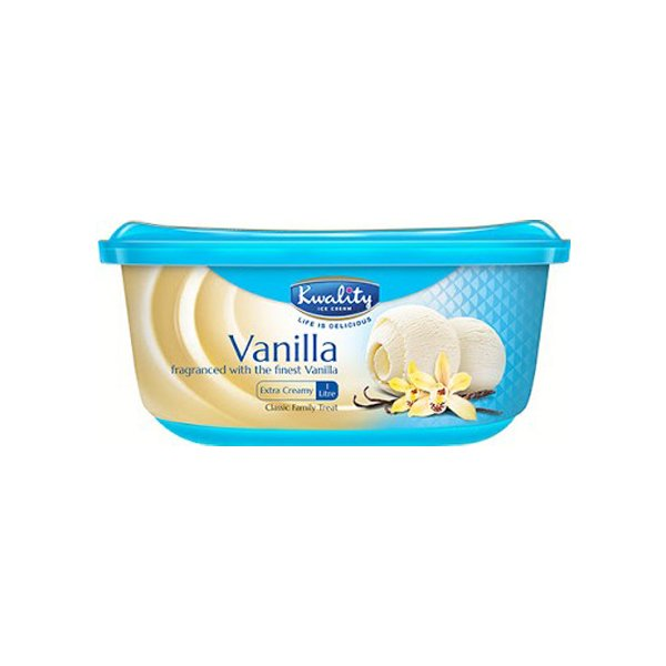 Kwality Vanilla Family 500ml Icecream