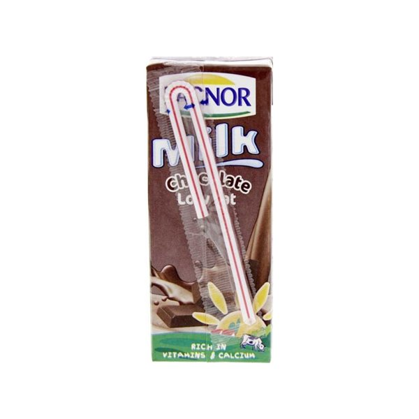 Lacnor Milk Chocolate 180ml
