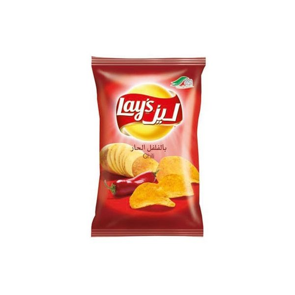 Lays Chilli Chips 40g