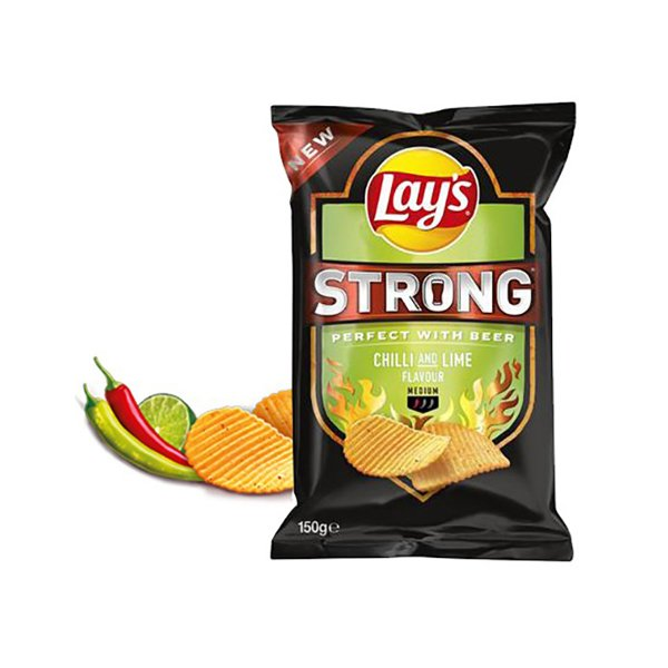 Lays Chilli Lemon 50g