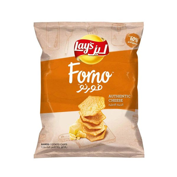 Lays Forno Authentic Cheese 43gm