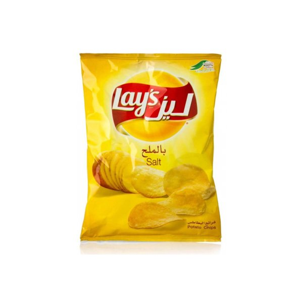 Lays Salt Chips 40 Gm