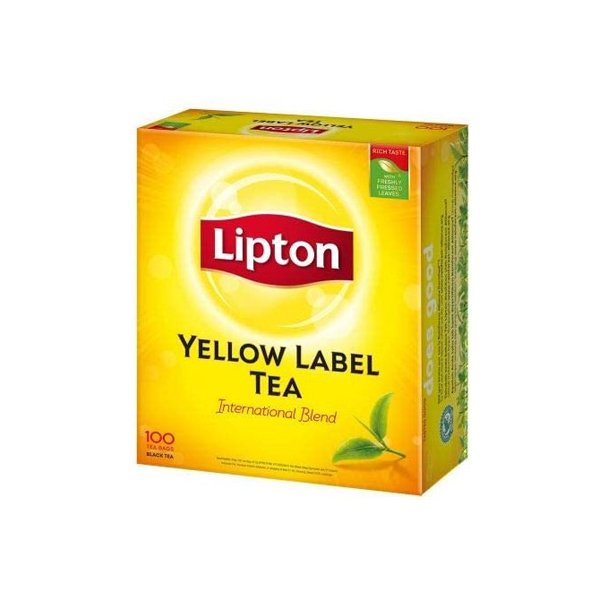 Lipton Yellow Tea 100bag