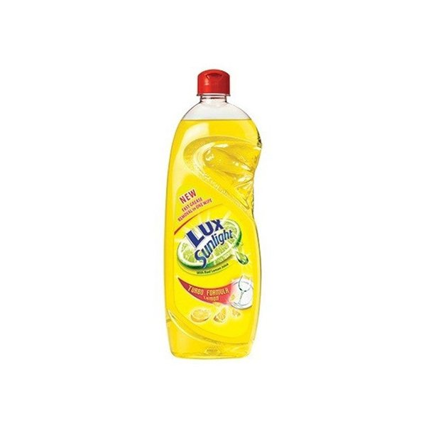 Lux Dishwash Liquid Lemon 1.25l