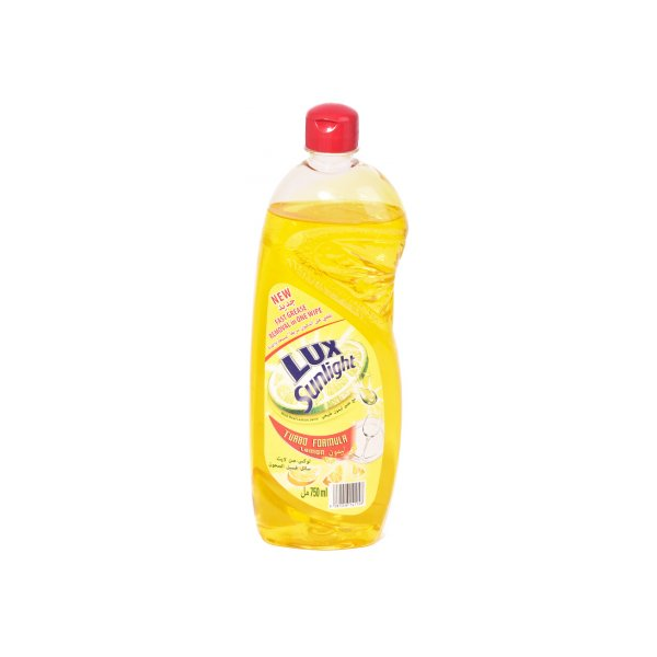 Lux Sunlight Dishwash Liquid Lemon, 750ml