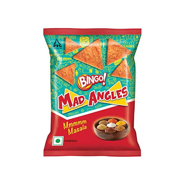 Mad Angles Mmm Masala 80g