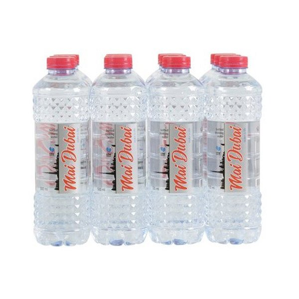Mai Dubai Bottled Drinking Water 330ml X Pack Of 12