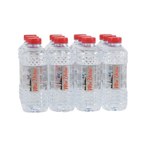 Mai Dubai Bottled Drinking Water 500ml X Pack Of 12