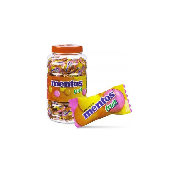 Mentos Chewy Candy Fruit 540g