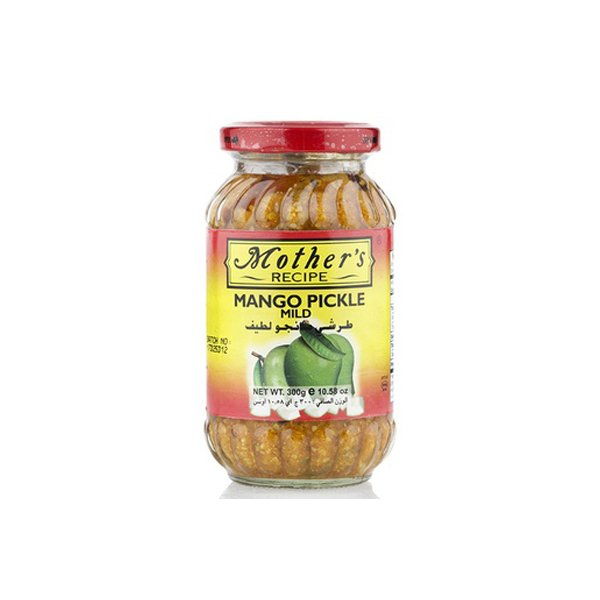 Mothers Recipe Ni Mango Pickle Mild 300g