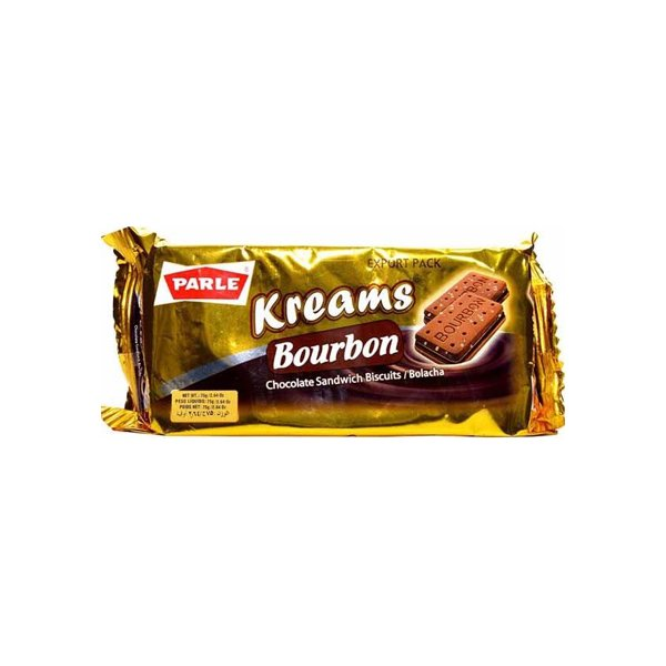 Parle Kream Bourbon Chocolate Sandwich 75g