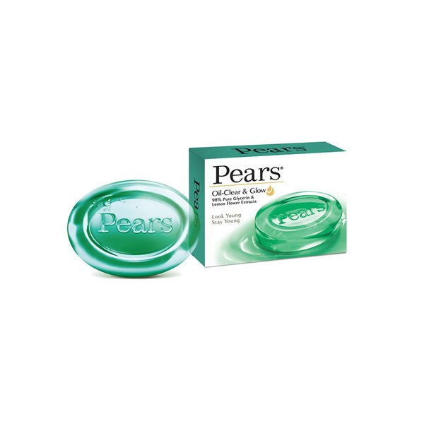 Pears Transparent Soap With Lemon Flower Extract 125g