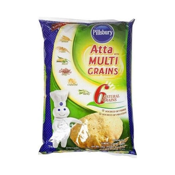 Pillsbury Multi Grain Atta 5kg