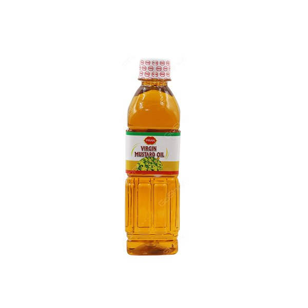 Pran Mustard Oil 200ml